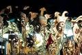 Venetian masks Royalty Free Stock Images
