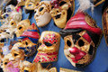 Venetian Masks in Venice, Italy Royalty Free Stock Image