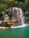 Venetian Pool in Miami Royalty Free Stock Image