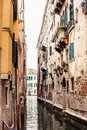 Venetian street italy see my other works in portfolio Stock Photo