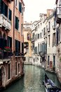 Venetian street italy see my other works in portfolio Royalty Free Stock Photos