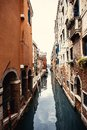 Venetian street italy see my other works in portfolio Stock Photography