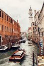 Venetian street italy see my other works in portfolio Royalty Free Stock Photo