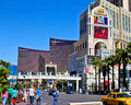 The venetian wynn and encore luxury resorts on the strip in las vegas nv Stock Photos