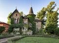 Veneto villas the riviera del brenta and the famous Royalty Free Stock Photos