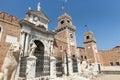 Venice, the arsenal Royalty Free Stock Photo