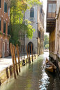 Venice back street Stock Photo