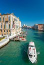Venice, basilica of santa maria della salute, Royalty Free Stock Photography