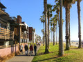 Venice beach Royalty Free Stock Photo