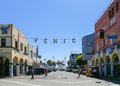 Venice Beach Sign Royalty Free Stock Photo