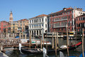 Venice - Canal Grande Royalty Free Stock Photography