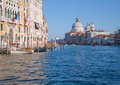 Venice, Canal Grande Royalty Free Stock Photos