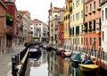 Venice - Canal Series Stock Images