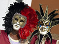 Venice Carnival - Italy Royalty Free Stock Photo