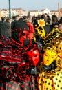 Venice Carnival, Italy Royalty Free Stock Photo