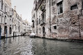 Venice dark scene Royalty Free Stock Images