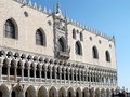 Venice doge s palace st mark s square venice italy Royalty Free Stock Photo