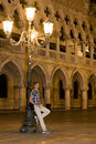 Venice - Doges Palace Stock Image
