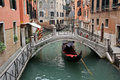 Venice the famous town in italy Stock Photo
