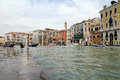 Venice the famous town in italy Royalty Free Stock Photos