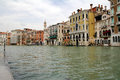 Venice the famous town in italy Royalty Free Stock Image
