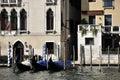 Venice gondola Stock Photo