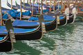 Venice gondola Royalty Free Stock Photography