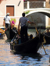 Venice - Gondola Series Stock Photography