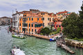 Venice Grand Canal Day fr Accademia Royalty Free Stock Photo