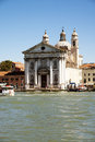 Venice grand canal stock photo cathedral in italy Royalty Free Stock Photos