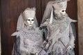 VENICE, ITALY - FEBRUARY 16: venetian mask Royalty Free Stock Images