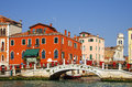 Venice italy october grand canal on october italy row of beautiful medieval houses on grand canal attracting thousands Royalty Free Stock Photos