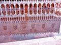 Venice, Italy, Sunset, Doges Palace Royalty Free Stock Photo