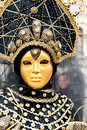 Venice Mask, Carnival. Royalty Free Stock Image