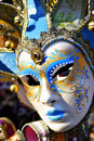 Venice mask traditional carnival close up Royalty Free Stock Photography