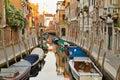 Venice at morning Royalty Free Stock Photo
