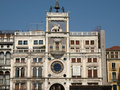 Venice - The Torre dell'Orologio Royalty Free Stock Photos