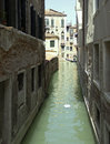 Venice view of the canals of Stock Photos