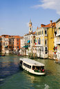 Venice waterway Royalty Free Stock Photo