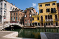 Venise italy water view Royalty Free Stock Images