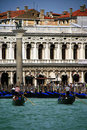 Venitian gondoliere Royalty Free Stock Image
