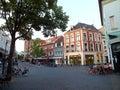 Venlo square Stock Photos
