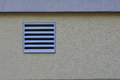 Vent on background image of a a wall Stock Images