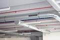 Ventilation system Royalty Free Stock Photo