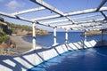 Ventotene beach Royalty Free Stock Photo