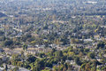 Ventura county california suburban cityscape simi valley in Stock Photos