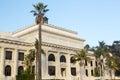 Ventura or San Buenaventura city hall Royalty Free Stock Images
