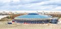 Venue for world championship iihf minsk chyzhouka arena in belarus the official Royalty Free Stock Photo