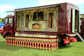 1992 Verbeeck 73 key fairground organ. Royalty Free Stock Photo