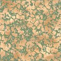 Verdigris seamless texture for background Stock Image